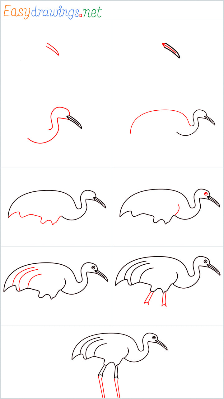Crane Drawing Overview