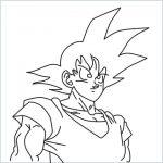 Draw Goku