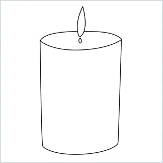 Draw a Candle