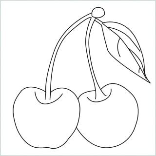 Draw a Cherry