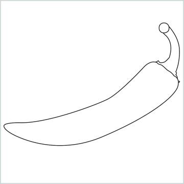 Draw a Chilli