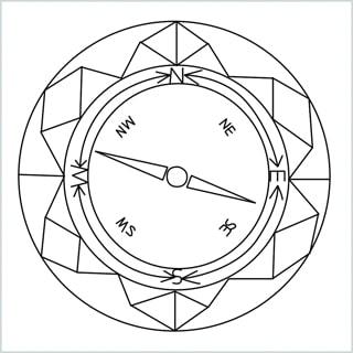 Draw a Compass