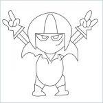Draw a Kick buttowski