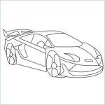 Draw a Lamborghini