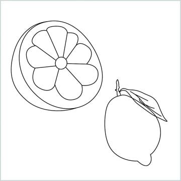 Draw a Lemon