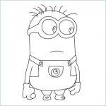 Draw a Minion
