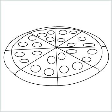 Draw a Pizza