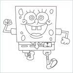 Draw a Spongebob squarepants