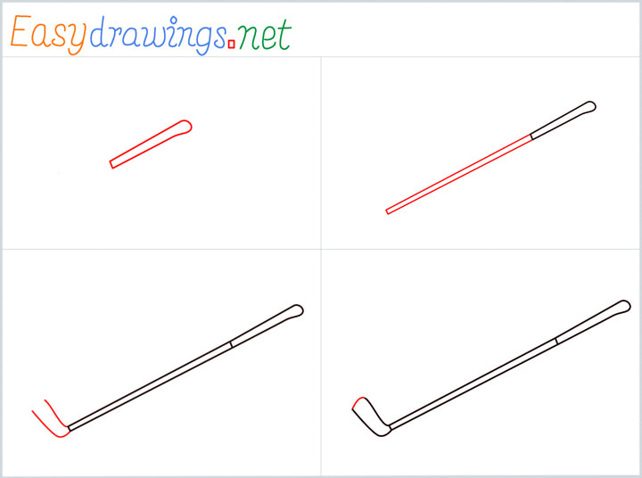 Overview added for Golf stick drawing