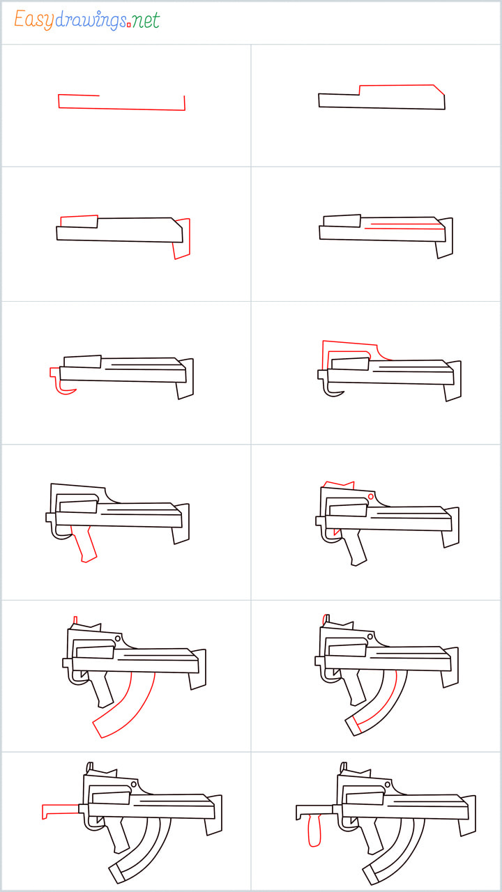 Overview added for Groza gun drawing