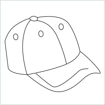 draw a cap