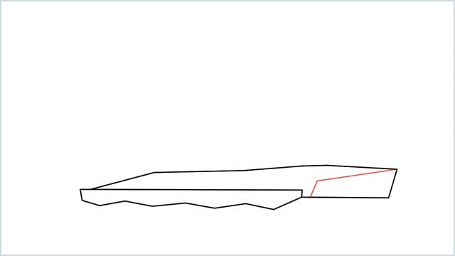 how to draw a army tank step (3)