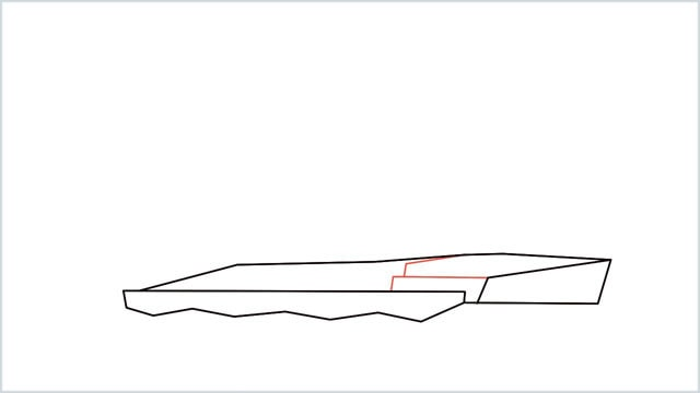how to draw a army tank step (4)