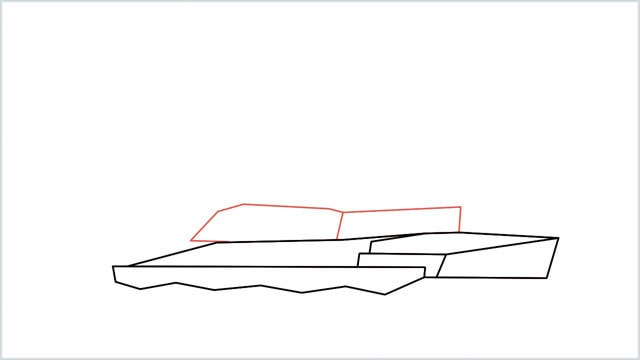 how to draw a army tank step (5)