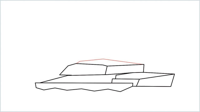 how to draw a army tank step (6)
