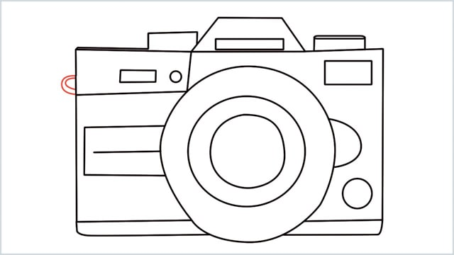 how to draw a camera step (10)