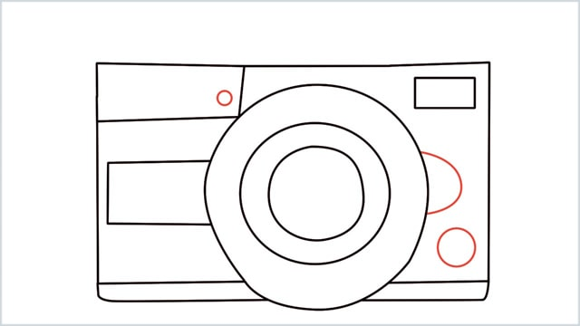 how to draw a camera step (5)