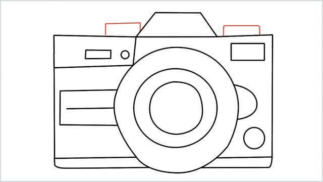 how to draw a camera step (8)
