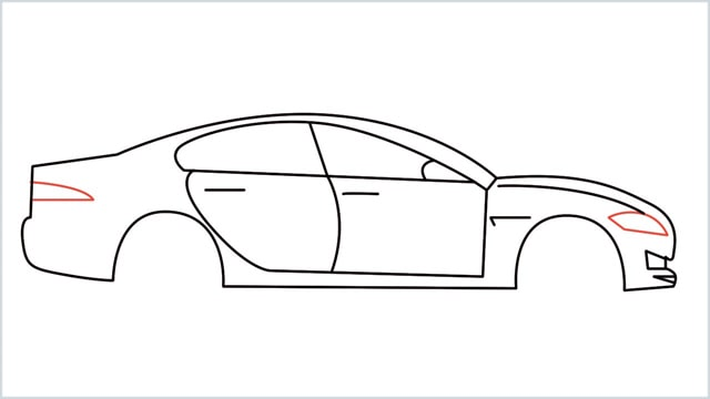 how to draw a car step (10)