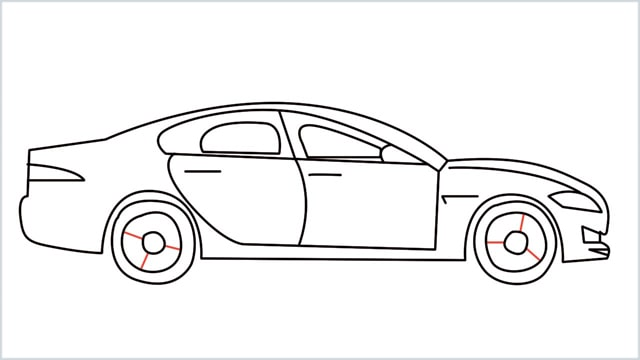how to draw a car step (13)