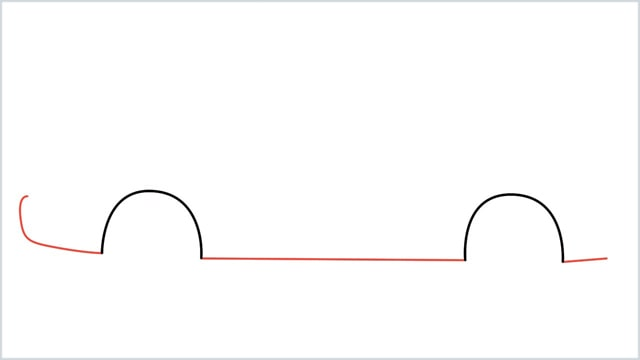 how to draw a car step (2)