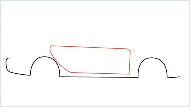 how to draw a car step (3)