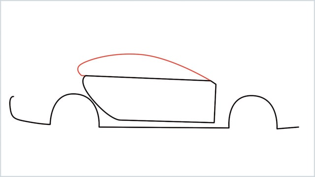 how to draw a car step (4)