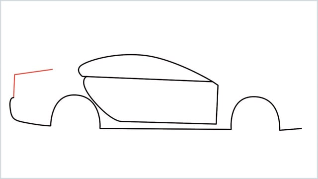 how to draw a car step (5)