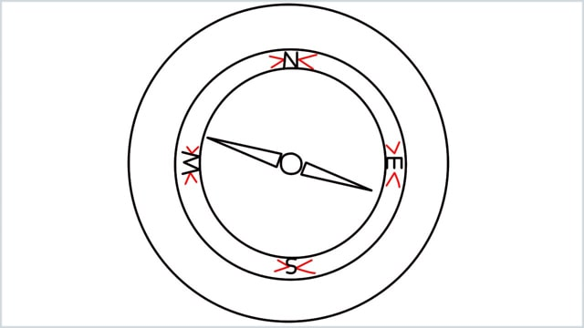 how to draw a compass step (6)