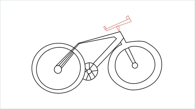 how to draw a cycle step (10)