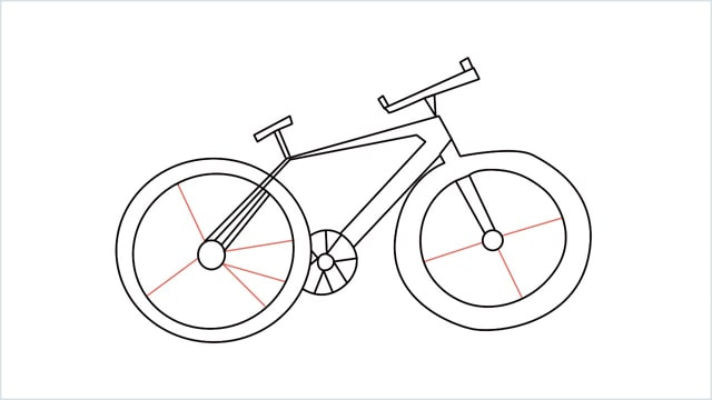how to draw a cycle step (12)
