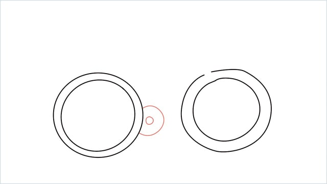 how to draw a cycle step (5)