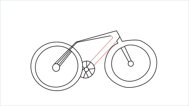 how to draw a cycle step (9)