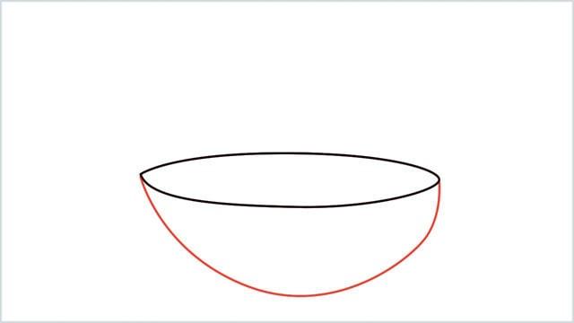 how to draw a diya step (3)