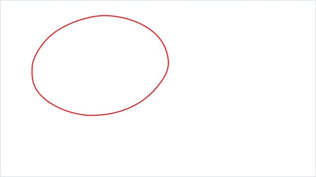 how to draw a magnifying glass step (1)