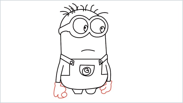 how to draw a minion step (15)