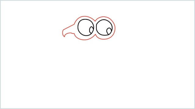how to draw a minion step (3)