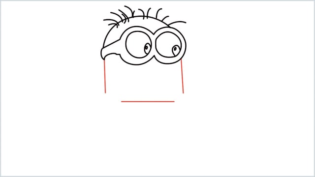 how to draw a minion step (7)