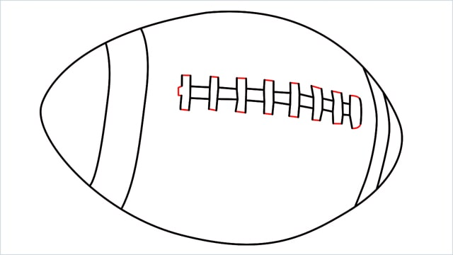 how to draw a rugby ball step (6)
