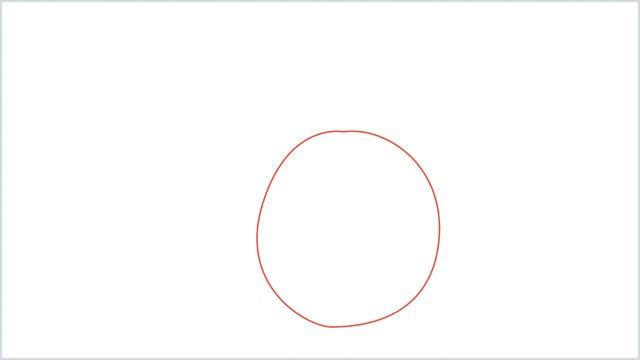 how to draw an orange step (1)