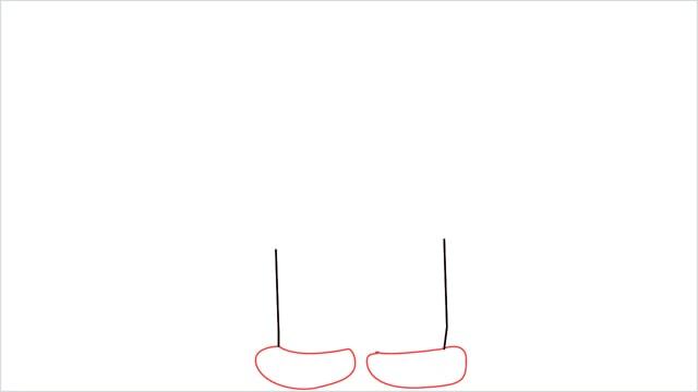 how to draw doraemon step (2)