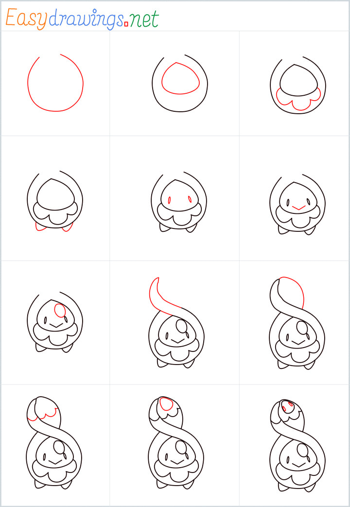 Budew Drawing Overview