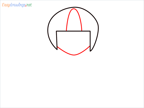 How To Draw A Kick Buttowski Easy Step (3)