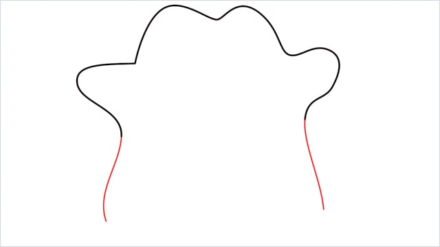 How to draw a Ditto step (3)