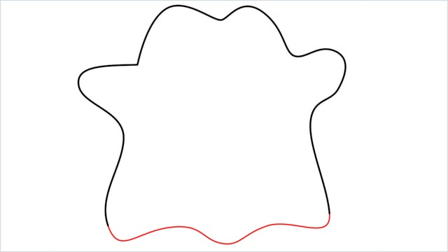 How to draw a Ditto step (4)