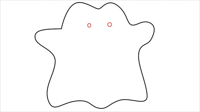How to draw a Ditto step (5)