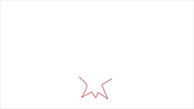 How to draw a Drifblim step (1)