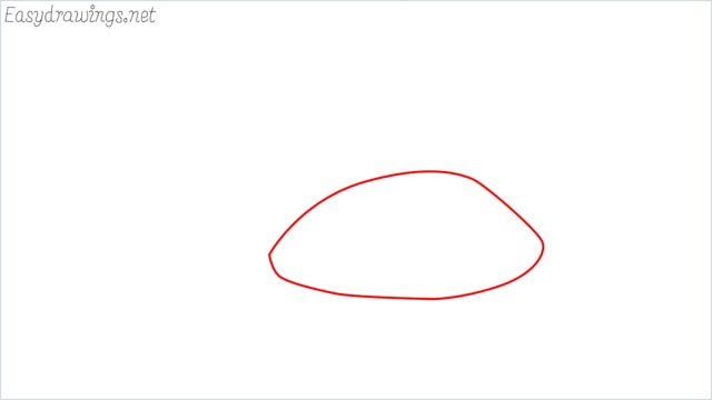 How to draw a Helicopter step (1)