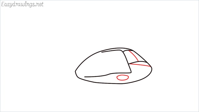 How to draw a Helicopter step (3)