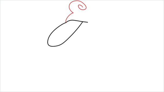 How to draw a Lickilicky step (2)